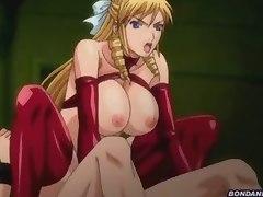 Discipline Rei Zenpen 2. Excellent hentai bondage