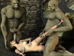 fantasy sex monster fuckers