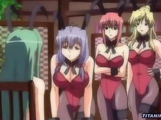 Hentai Anime Movie. Hitozuma Cosplay Kissa